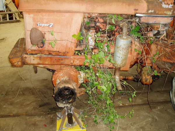 Tracteur renault d22 fiche technique